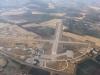 Израиль. Аэропорт «Рош-Пина». Вид сверху