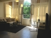Тель-Авив. Квартира с видом на сад