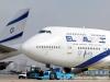 Самолет израильской авиакомпании El Al