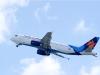 Самолет авиакомпании Israir Airlines and Tourism. Взлет