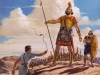 Поединок Давида и Голиафа