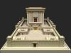Макет Храма Соломона. Реконструкция