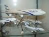 """Модели самолетов авиакомпании """"Эль Аль"""" в Музее Авиации"""