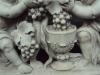 Гент. Собор Святого Николая. Деталь интерьера. Чаша Грааля