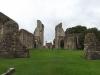 Гластонберийское аббатство. Развалины