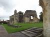 Гластонберийское аббатство. Руины обители