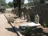 Гора Фавор. Монастырское кладбище францисканцев