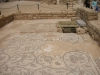 Нетания. Парк Кейсария. Мозаика на полу византийского здания