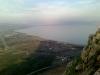 Тверия. Галилейское море. Утро