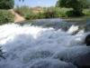 Тверия. Узкая часть реки Иордан