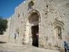 Израиль. Иерусалим. Гора Сион. Сионские ворота