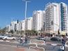 Ашдод. Перекресток центральных улиц города - Бней-Брит и Менахем Бегин