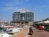 Герцлия. Строительство жилого дома на побережье