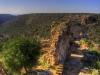 Руины крепости Монфор