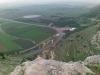 Новая дорога между Назаретом и Афулой