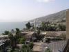 Тверия. Вид с балкона прибрежного отеля