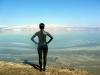 Мертвое море. В грязевом скафандре