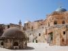 Старый Город. Иерусалимский храм Гроба Господня. Двор