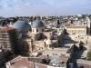 Старый Город. Иерусалимский храм Гроба Господня. Общий вид