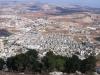 Израиль. Панорама района Шхема