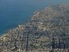 Тель-Авив. Вид на город с высоты