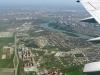 Краснодар. Вид с самолета