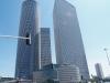 """Тель-Авив. Небоскребы торгового центра """"Азриэли"""""""