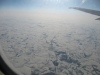 Ближневосточный пейзаж с воздуха