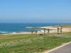Тель-Авив. Средиземноморский пляж