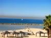 Израиль. Средиземное море. Тель-авивское побережье