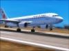 Эйлат. Взлетная полоса. Самолет компании Israir
