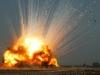 Ашкелон. Взрыв ракеты боевиков Сектора Газа