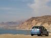 Мертвое море. На побережье