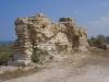 Ашкелон. Национальный парк. Участок древней стены