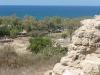 Ашкелон. Вид на море с древнего укрепления