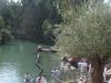 Тверия. Крещение на реке Иордан