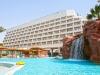 Эйлат. Отель Leonardo Plaza. Искусственный водопад