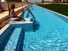 Мертвое море. Отель Herods. Бассейн