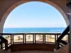 Нетания. Отель Blue Weiss. Вид с террасы на море