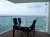 Нетания. Отель Island. Балкон над морем