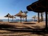 Красное море. Эйлат. Песчаный пляж