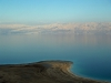 Мертвое море. Вид на Иорданию