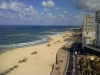 Тель-Авив. Пляж «Гордон-Фришман»