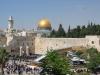 Иерусалим. Стена Плача и Купол Скалы