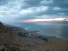 Мертвое море. Пасмурный день