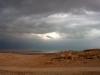 Мертвое море. Перед дождем