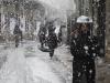 Иерусалим. Снегопад