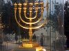 Иерусалим. Еврейский квартал. Золотая менора