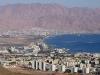 Израиль. Город Эйлат на берегу залива Акаба