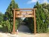 Израиль. Вход в курортный комплекс «Хамей Гааш»